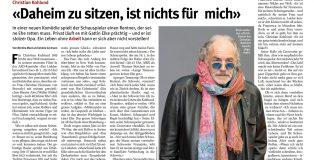 Christian Kohlund im Gespräch - Dezember 2019