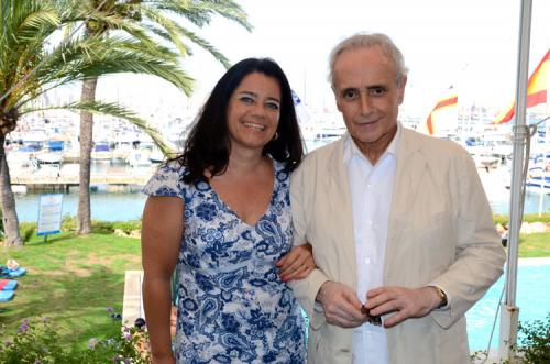 Interview mit José Carreras in Palma de Mallorca