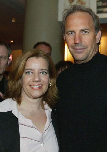 Im Kino mit Kevin Costner