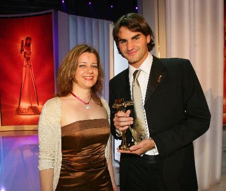 Glückwunsch, Roger Federer!