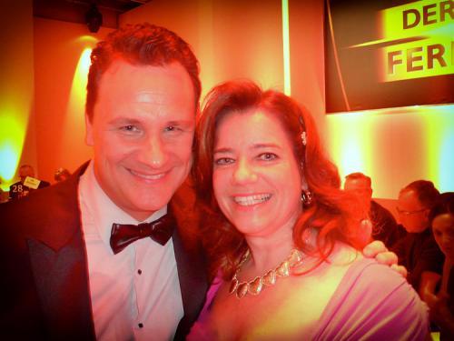 Er macht uns Mädels mit seinerMode glücklich: Guido MariaKretschmer beim DeutschenFernsehpreis in Köln